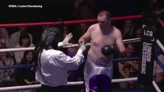 UKIP MEP knocked out in 'chessboxing' grudge match