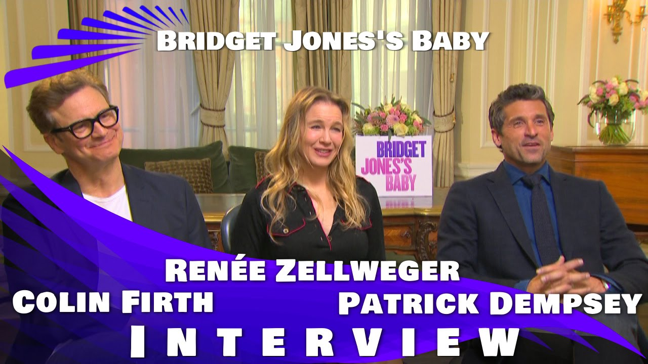 Bridget Jones's Baby: Colin Firth