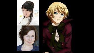 Anime Voice Comparison- Alois Trancy (Black Butler)
