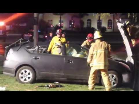 Santa Maria Car Accident