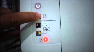 Como Resetar Cartuchos da HP (series 1515) Cartuchos não reconhece resolvido