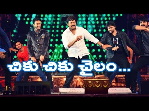 Thumbnail: Chiranjeevi Dance Performance - Gang Leader Song at Cine Maa Awards