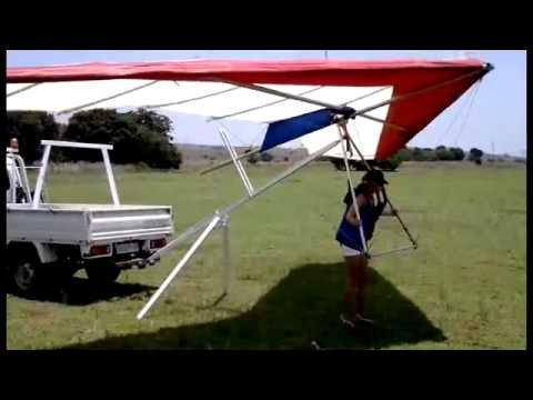 Mantis Hang Gliding Simulator Youtube