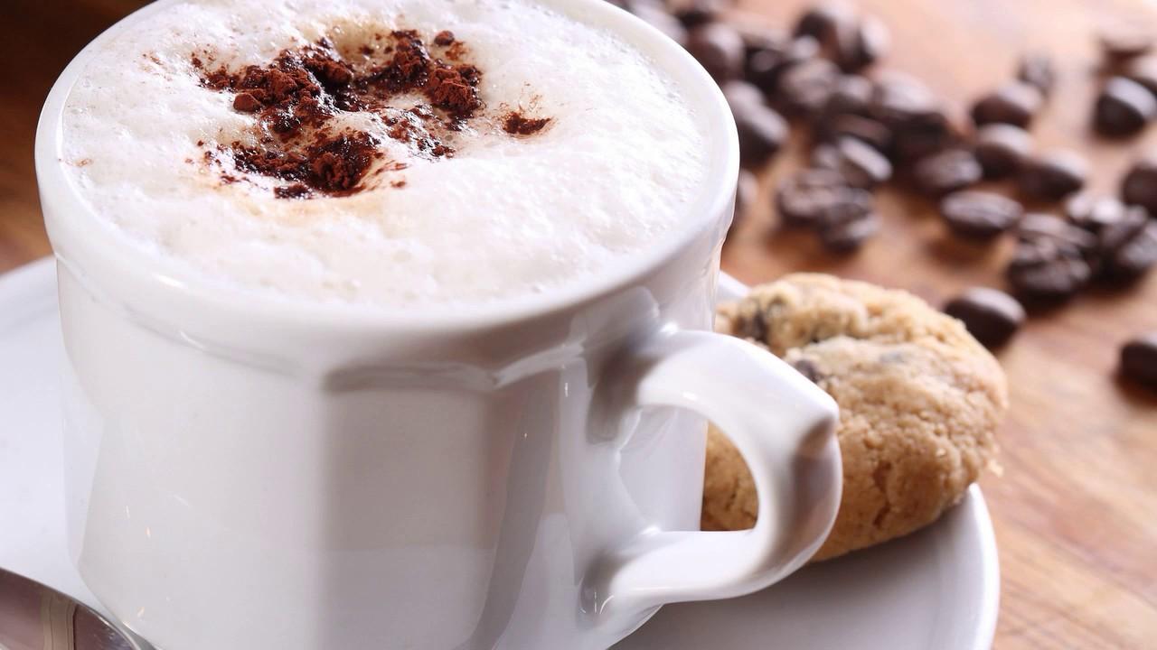 Как сделать пенку на кофе из молока фото 532