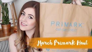 Spring Primark Haul March 2016 | Pale Aesthetic