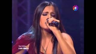 Ayda Mosharraf- İsyan ( O Ses Türkiye)