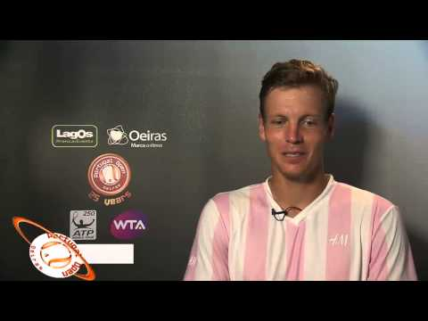 Tomas Berdych and Carlos Berlocq Reach 2014 Portugal Open Final