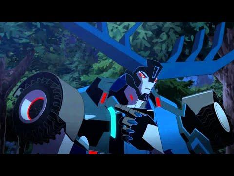 Клип про Сандерхуфа Трансформеры роботы под прикрытием