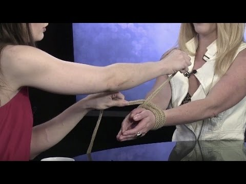 Bondage Introduction and Lessons with Arden Leigh