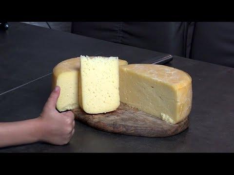 Чеддер. Приготовление сыра
