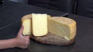 Чеддер Приготовление сыра