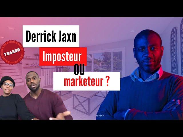 Teaser Moment CK EP03 : Affaire Derrick Jackson