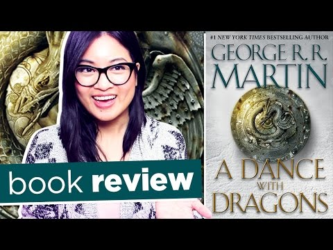 A Dance with Dragons by George RR Martin | Book Review