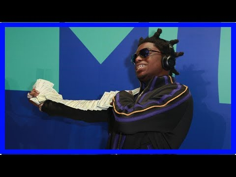 KODAK Black events: 20 year old Rapper arrested for drugs, theft of firearms