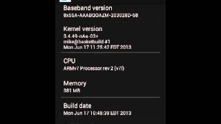 Nexus 7 2013 Android 4.3 Framework Animation Ported to CM9/CM10/CM10.1