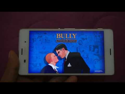 TEST GAMING Sony Xperia Z3 Docomo GAME BERAT ( GTA, BULLY, GOD OF WAR PPSSPP, PS1 EPSXE)