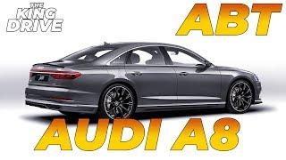 В ABT прокачали новую Audi A8
