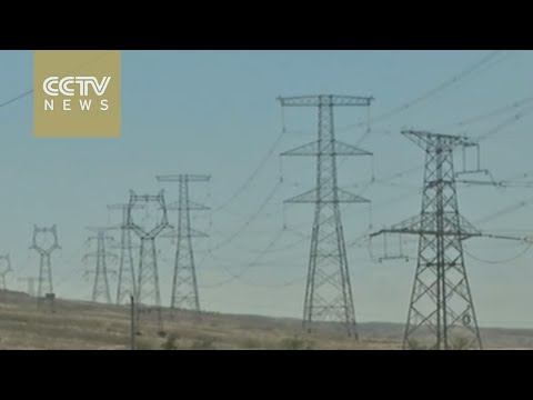 Xinjiang gears up to be new energy powerhouse