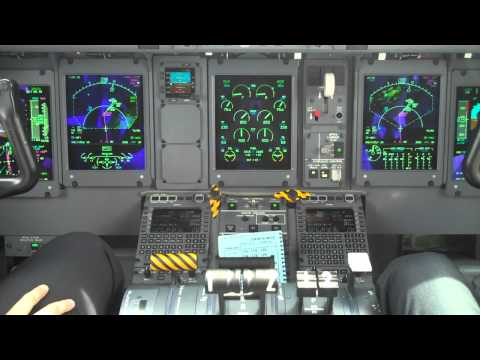 Jump Seat on the Q400