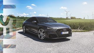 2018 Audi A7 55 TFSI quattro | 4K TEST | NEW ENG SUB