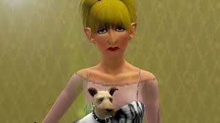 Gertrude is a Horse Girl in The Sims 3: Pets (Streamed 12/8/18)