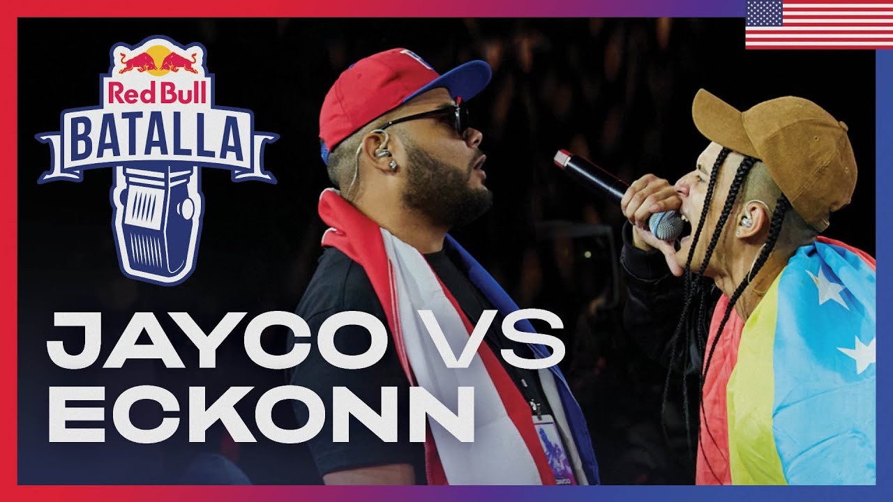 Jayco vs Eckonn - Octavos | Red Bull Estados Unidos 2021