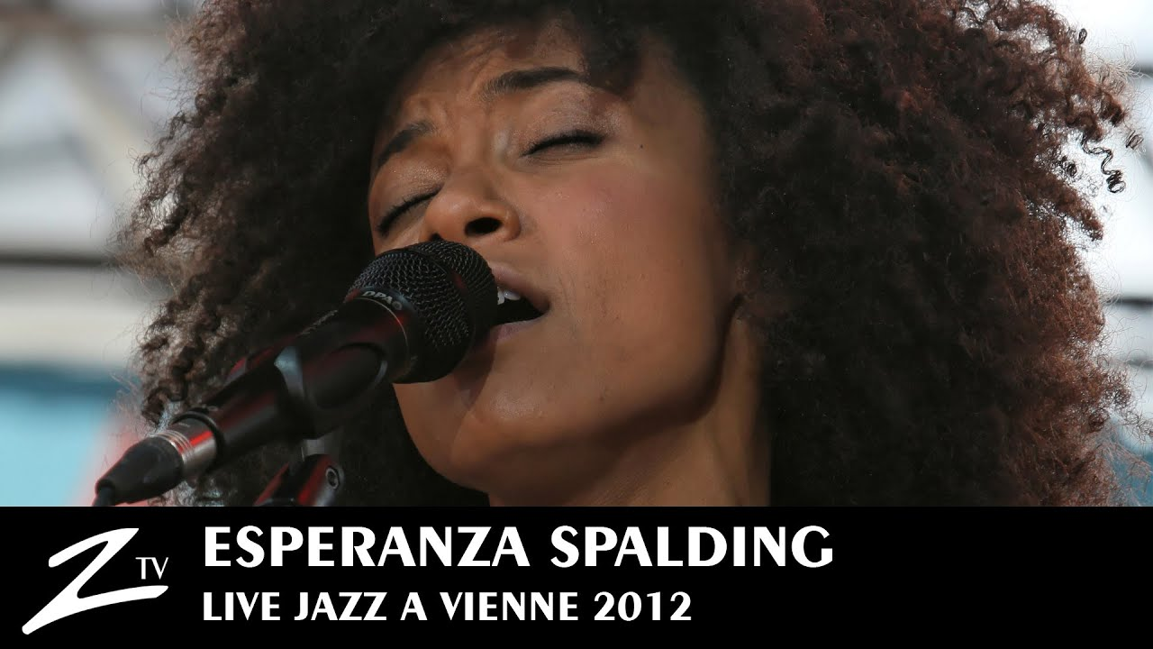 Esperanza Spalding | Crowned & Kissed - LIVE HD