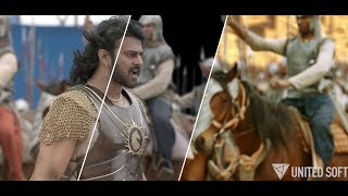 Baahubali: The Conclusion - VFX Breakdown by United Soft