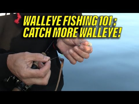 Walleye Fishing 101 On Banks Lake