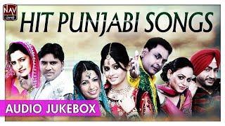 Best Punjabi Jukebox (Audio) | Babu Chandigarhia, Miss Pooja, Sudesh Kumari & More | Priya Audio