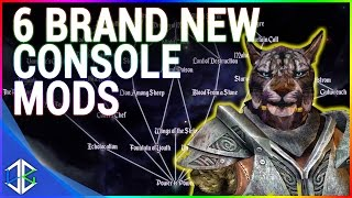 6 BRAND NEW Console Mods 33 - Skyrim Special Edition (XBOX/PS4/PC)