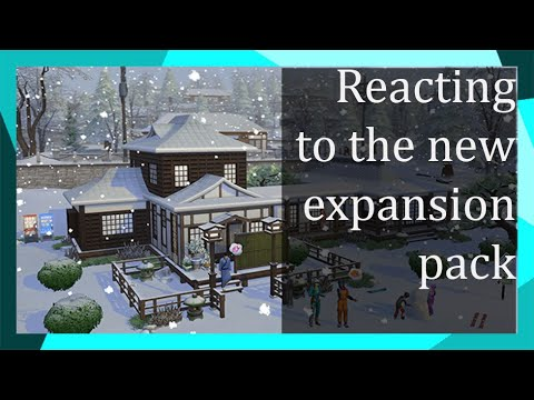 Snowy Escape EP reaction * I get really excited* |