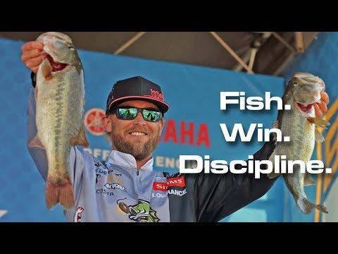 How I Became A Pro Bass Fisherman - James Elam