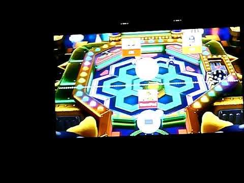 Gameplay sur Wii U à Mario Party 10
