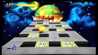 ms. pacman maze madness gameplay part 23 (Mesmerelda)