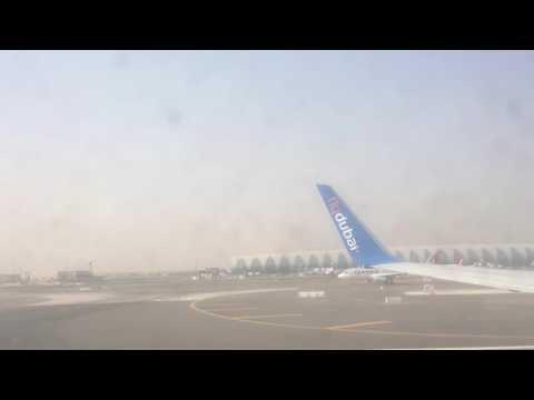 flyDubai Boeing 737-800 DBX 02 08 2016