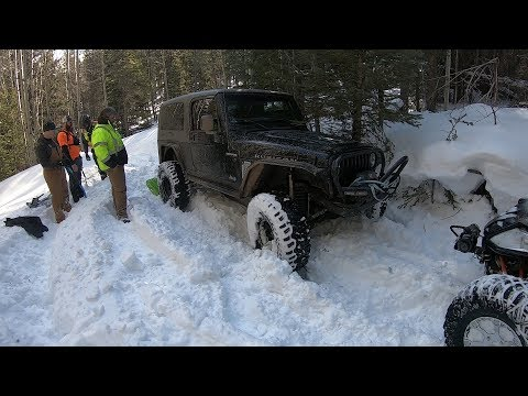 Colorado 4x4 Rescue and Recovery - Red Feather Double Header