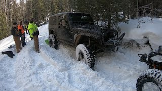 "Colorado 4x4 Rescue and Recovery - Red Feather ""Double Header"""