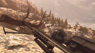 """Medal of Honor 2010   Mission 7  """"Friends from Afar"""" Single Player Walkthrough [HD]"""