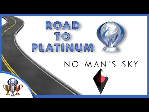 No Man's Sky Road to Platinum - How to get all trophies in No Man's Sky (Full Trophy Guide)