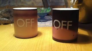 Coffee Cup Mug OFF/ON Кружка OFF/ON