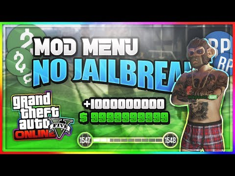 GTA5 Online: NEW USB MOD MENU TUTORIAL | UPDATED | XBOX ONE, PS4, XBOX, PS3, PC