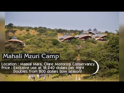 8 extravagant Kenya safari experiences by Joe Yogerst for CNN Travel