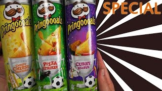 PRINGLES - CURRY KEEPER | PIZZA | CHEESY CHEESE (Special Edition)