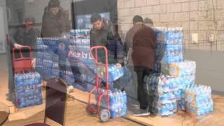 Flint Crisis - Humanity First - Bangla