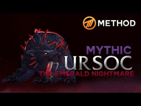 Method vs. Ursoc - Emerald Nightmare Mythic