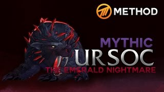 Method vs. Ursoc - Emerald Nightmare Mythic