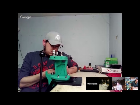 Live Stream Workshop: Forum Chat And Sizing Auto-Loading Pistol/Cartridge For Dependable Cycling