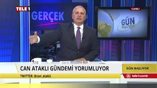 Gün Başlıyor - Can Ataklı (10 Eylül 2018) | Tele1 TV