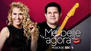 ÁUDIO OFICIAL : Banda Calypso - Me Beija Agora  ( Novela Guerra dos Sexos)